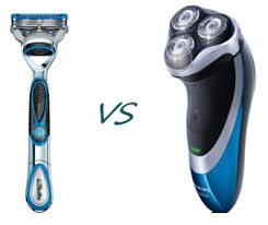 electric shaver is better than a razor for in grown hair manual vs electric which is the best option