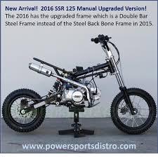 black friday dirt bike sales ssr sr125 manual pit dirt bikessr pit bike 125cc sr 125 free