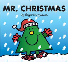 mr christmas mr men miss celebrations roger