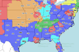 At T Coverage Map Alaska by Jaguars Vs Colts Cbs Tv Coverage Map For Week 14 Big Cat Country