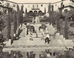 buster keaton u0027s home the italian villa beverly hills ca