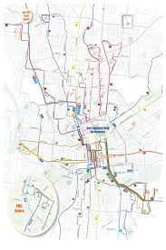Texas Map Austin Austin Bus Map Austin Texas U2022 Mappery
