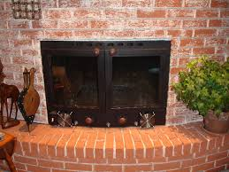 file custom fitted fireplace insert jpg wikimedia commons