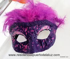 como hacer mascaras en forma de rosa inspiraciones manualidades y reciclaje recopilación de disfraces