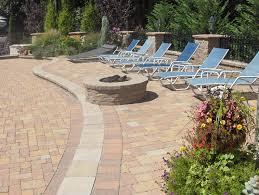 Backyard Cement Ideas Stone Masonry By Dipalantino Contractors Natural Stone Veneer