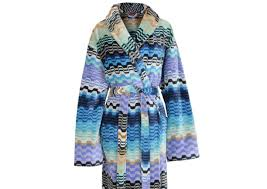 lara hooded bathrobe missoni urbanspace interiors