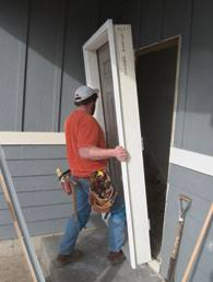 Exterior Door Install Install An Exterior Door How To