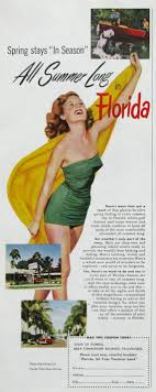 Florida travel magazine images 61 best retro travel ads illustrations images jpg