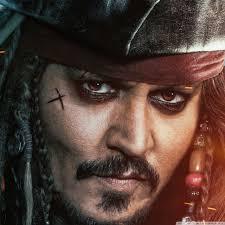 pirates of the caribbean dead men tell no tales jack sparrow 5k hd