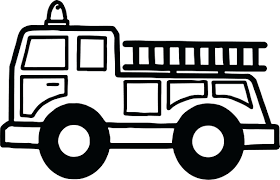 fire truck coloring pages planes rescue free printable safety