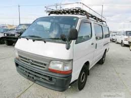 Toyota Hiace Van Interior Dimensions Used Toyota Hiace Van 2003 For Sale Stock Tradecarview 20957094