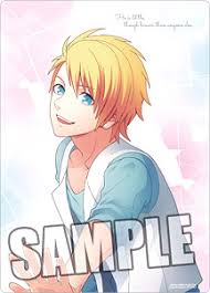 Sho Clear uta no prince sama b5 clear sheet ver sho kurusu anime