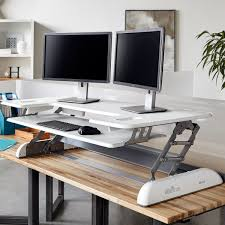 48 Office Desk Standing Desks Varidesk Best Investment I Ve Made