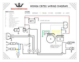 cb750 wiring diagram on cb750 images free download wiring