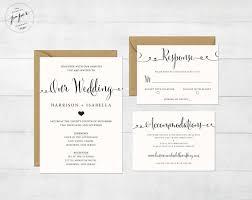 How To Make Wedding Invitations Wedding Invitation Details Card Lilbibby Com