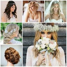 elegant wedding hairstyle ideas for 2016 2017 haircuts