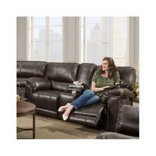 Simons Upholstery Simmons Upholstery Bradford Toast Motion Sectional Ebay
