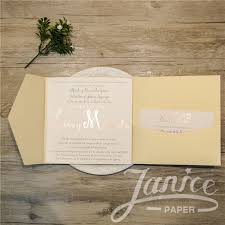 pocket wedding invitations square pocket wedding invitation wpfd2118 wpfd2118