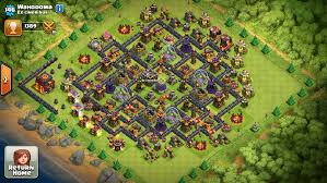 big clash of clans base clash of clans base building strategies how to lay out your