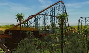 Goliath At Six Flags Goliath Downloads Rctgo