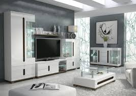 lorenz high gloss white sideboard tv unit tall display cabinet