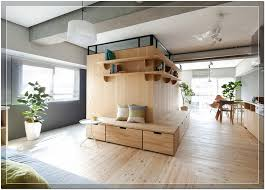 Japanese Style Apartment Gallery Of Wood Modern Small Apartment - Japanese apartments design