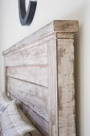 Distressed Wood Headboard Project Gallery Diy Headboards Bedrooms And Craft