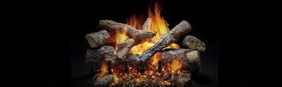 outdoor fireside grand oak gas log set heat u0026 glo