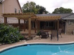 custom shade arbor builder in houston designing beautiful patio