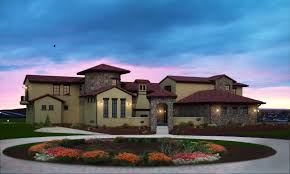 Tuscan House Designs Mediterranean Home Plan 6 Bedrms 5 5 Baths 7521 Sq Ft 161 1035