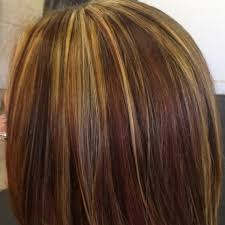 low light hair color gorgeous tricolor highlight lowlight pieced haircolor it s