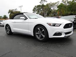 new 2017 ford mustang v6 convertible in sarasota h5286358