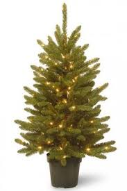 loon peak gold hill spruce 2 u0027 green small artificial christmas