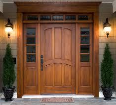Exterior Door Design Exterior Stylish Front Entry Door Designs With Cool Wooden Doors