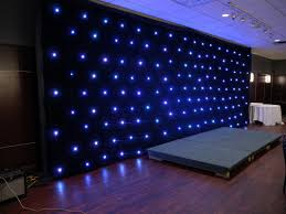 backdrop rentals galaxy led backdrop rental winnipeg spark rentals inc