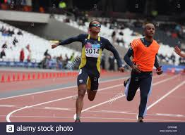 Lucas Challenge Lucas Prado T11 The Visa Disability Athletics Challenge