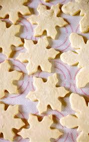 snowflake cookies white chocolate snowflake cookies studio delicious