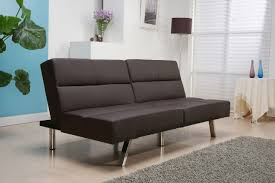 Brown Leather Sofa Bed Sofa Bed Clearance Ideas Homesfeed