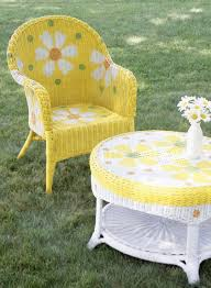 Can You Paint Wicker Chairs 2947 Best Refinishing Furniture Images On Pinterest Painted