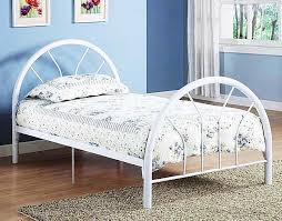 viv rae jonathon twin metal bed u0026 reviews wayfair