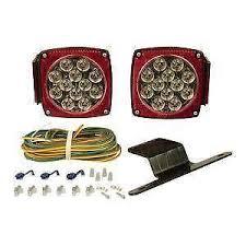 led trailer lights ebay