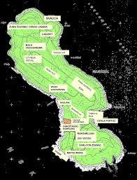 Dead Sea Map The Dead Sea U201d Lokrum Island