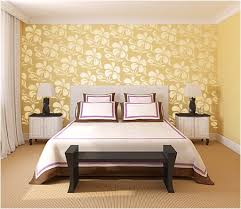Fabulously Stunning Flower Wall Stencil Ideas For Painting - Flower designs for bedroom walls