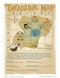 Math Map Treasure Map Geography Pinterest Treasure Maps Geography
