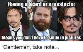 Funny Mustache Memes - 25 best memes about beard beard memes