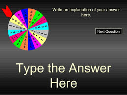 wheel of fortune game for any industry