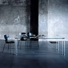 Contemporary Dining Tables by Contemporary Dining Table Glass Rectangular Round Pipeline