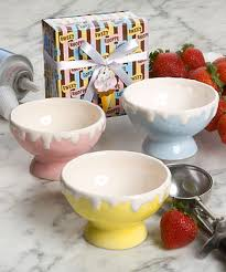 Personalized Ice Cream Bowl Funfavors Events July National Ice Cream Month