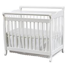 Davinci Emily Mini Crib White Davinci Emily 2 In 1 Mini Crib And Bed In White