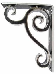 Corbel Pictures Linley 1 5 In Wrought Iron Corbel 3 Sizes U0026 7 Finish Options